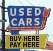 Buy Here Pay Here Car Lots