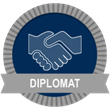 "Behind-the-Scenes ""Diplomacy in Action"" Webinar and Digital Badge..."