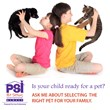 PSI pet sitters will have access to resources, like this, ready to share with pet owners via social media.