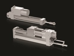 NexEra Actuators provide a compact, powerful and precise actuation control system