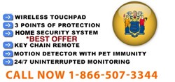 New Jersey Home Security Alarms