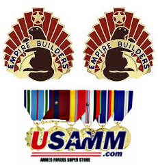 Oregon Unit Crests