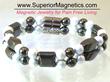 New Hematite Magnetic Bracelet Announced Superior Magnetics for Pain...