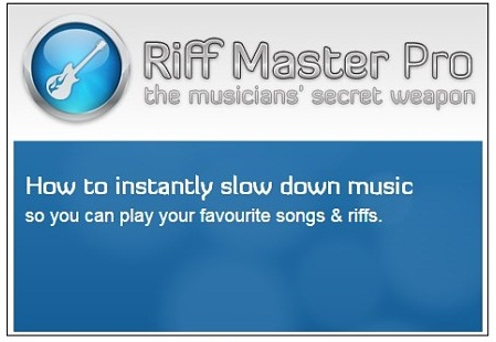 riff master pro review how this software helps people slow down their favorite music vinamy. Black Bedroom Furniture Sets. Home Design Ideas