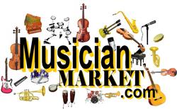 Musician Market Logo