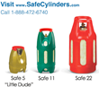 SAFE Composite LP Cylinders Introduces an Innovative Pre-DOT Approval...