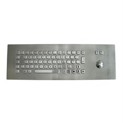 Highly Rugged KBS-PC-I-3 Keyboard