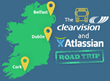 Clearvision and Atlassian Plan Road Trip of Ireland and Northern...
