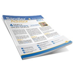 Winter 2014 Sandler Advisor e-zine
