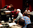 Ken Scott Records With Students At The Blackbird Academy