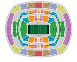 MetLife Stadium Seating Chart