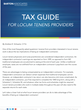 Barton Associates Releases Tax Guide for Locum Tenens Providers
