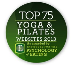 Online Pilates Workouts and Pilates Online Anytime Best Pilates website award