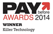 i-payout™ Named Winner in Eighth Annual Paybefore Awards