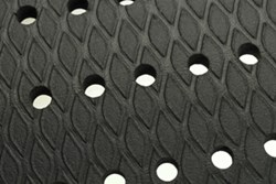 Cushion Max Mats are a heavy duty, Nitrile rubber anti-fatigue mat designed for wet and dry industrial or commercial kitchen areas