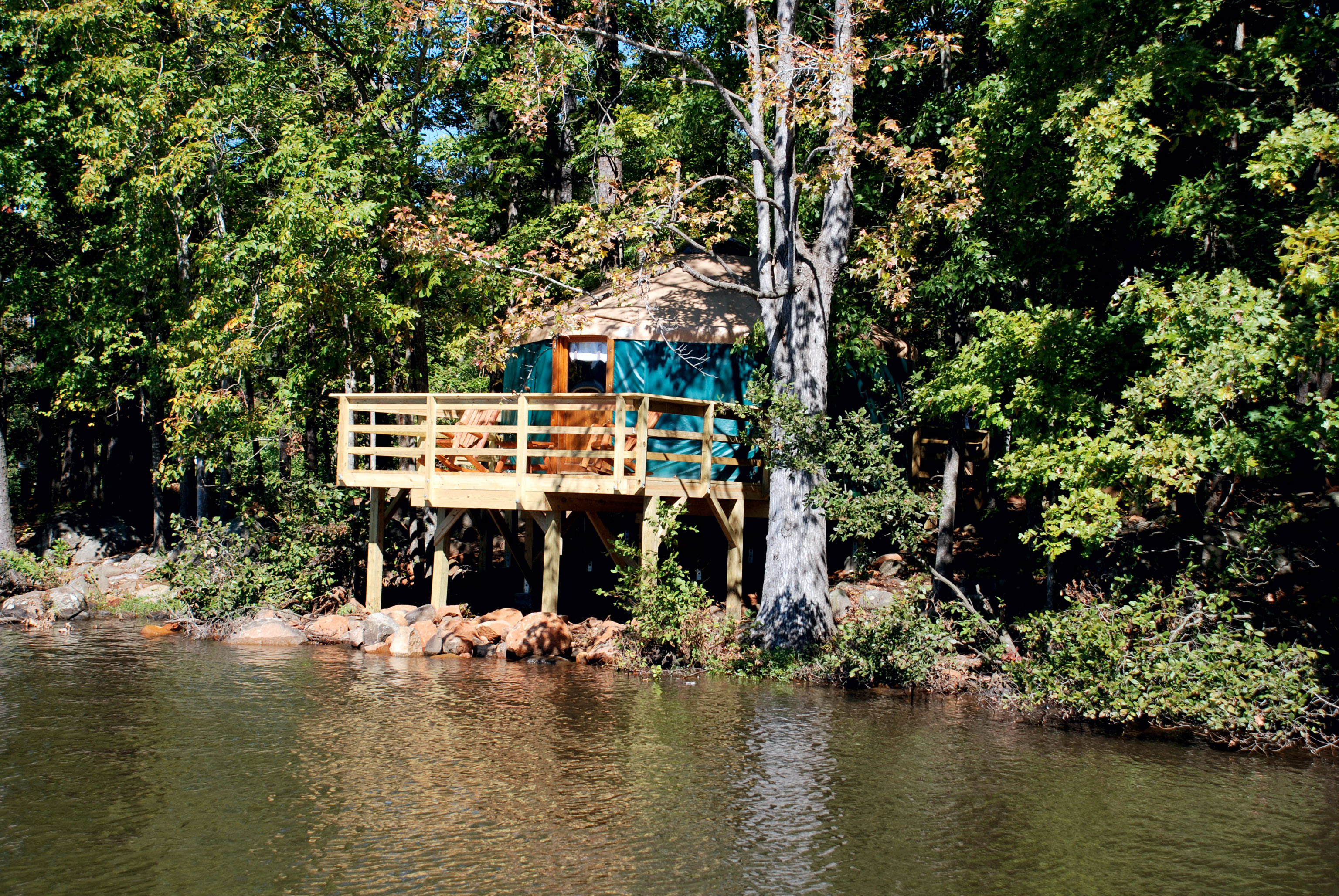 Georgia Destinations Open New Out Of The Box Accomodations