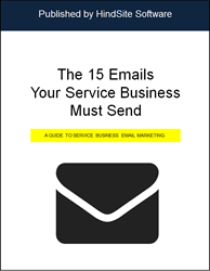 Service Business Email Marketing eBook
