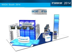 Force Marketing NADA 2014 Booth #5846