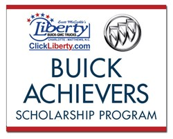 Liberty Buick GMC Promotes Buick Scholarship Program