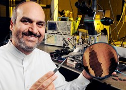 Georgia Tech professor and researcher Ali Adibi has been named editor of the Journal of Nanophotonics.