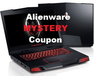 Alienware discount coupon