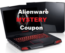 Alienware Mystery Coupon