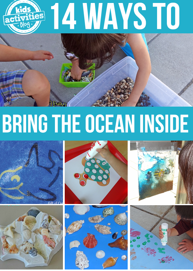Indoor Beach Activities Have Been Released On Kids