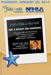 Visit Jacksonville LinkedIn Event Information