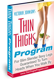 how to get rid of thunder thighs quickly