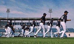 MLB Spring Training Schedule