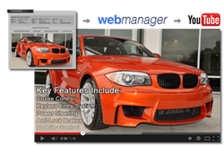 Auto Video YouTube Vehicle Listing Example