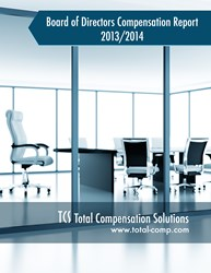 Board of Directors Compensation Report 2013 / 2014 - Cover Image by Total Compensation Solutions