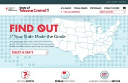 State of Tobacco Control Website