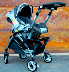 Car Seat Frame Strollers provide a convenient option for the first year