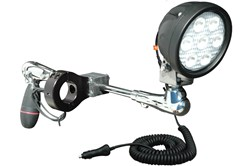 Post Mounted LED Spotlight for ATVs