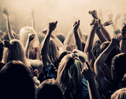 marketing strategies, music venues, college students