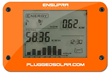 Solar Power Wireless Monitor with the PluggedSolar Kit
