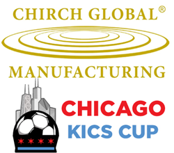 Chirch Global Manufacturing and Chicago Kics Cup