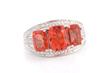 Sunfire Quartz Ring