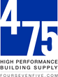 475 High Performance Building Supply logo