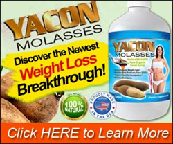 Yacon Molasses
