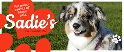 NEW adgustable leash for dogs offered by Sadie's Pet Products
