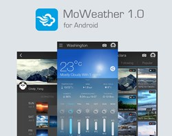 MoWeather 1.0 for Android