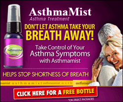 Asthma Mist The Newest And Most Effective At Home Asthma Treatment Released