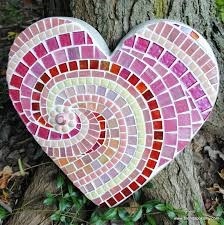 Inspiration Uncorked Ferndale offers couples heart mosaic classes on February 7th and 14th.