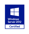 NOVAtime 4000 Workforce Management Solution is compliant with Windows 2012 Server