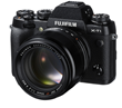 Fujifilm X-T1 Mirrorless Digital Camera with 56mm Lens BH PHOTO Video