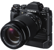 Fujifilm X-T1 Mirrorless Digital Camera with Grip - B&H Photo