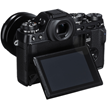 Fujifilm X-T1 Mirrorless Digital Camera with LCD Open