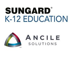 SunGard K-12 Education and ANCILE Solutions, Inc., Logos